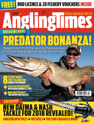 Angling Times NR.42 2017