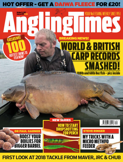 Angling Times October 31, 2017 00:00