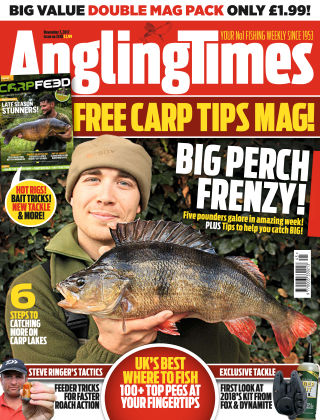 Angling Times NR.45 2017