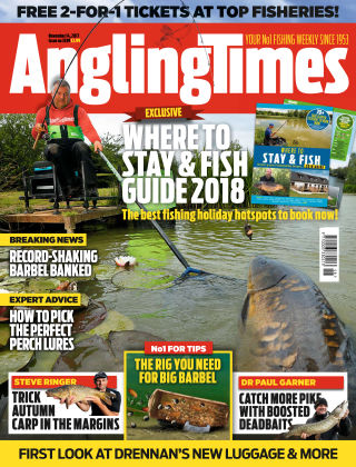 Angling Times NR.46 2017
