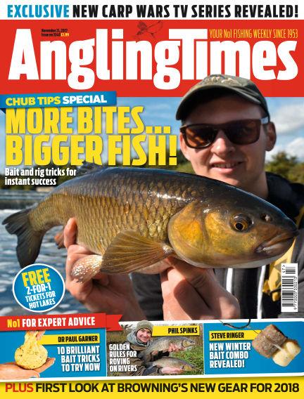 Angling Times November 21, 2017 00:00