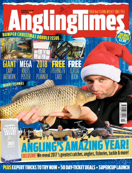 Angling Times December 12, 2017 00:00