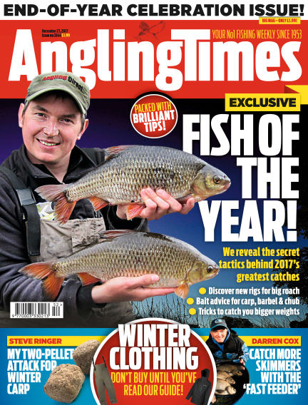 Angling Times December 19, 2017 00:00