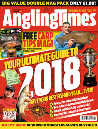 Angling Times NR.01 2018