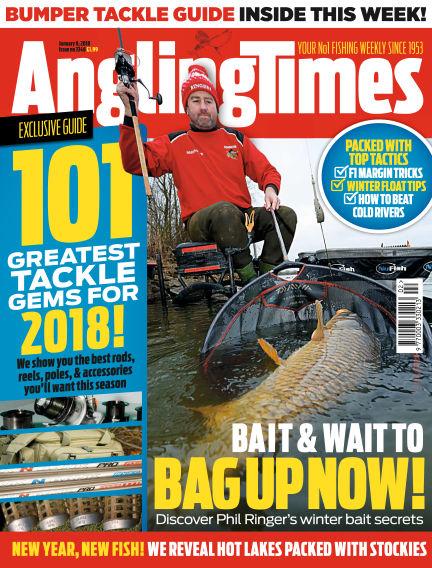 Angling Times January 09, 2018 00:00