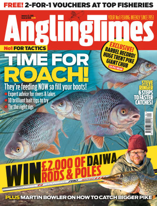 Angling Times NR.04 2018