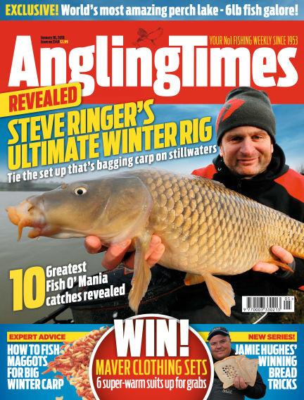 Angling Times January 30, 2018 00:00