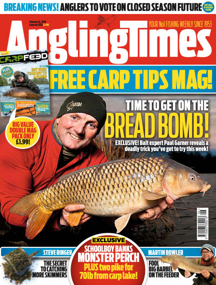 Angling Times February 06, 2018 00:00