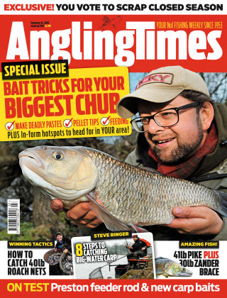 Angling Times NR.07 2018