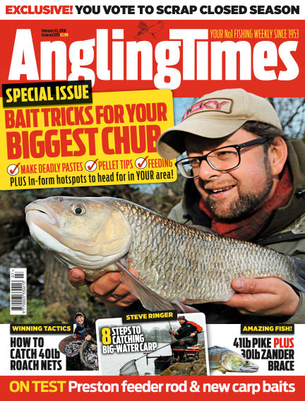 Angling Times February 13, 2018 00:00