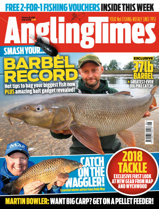 Angling Times NR.08 2018