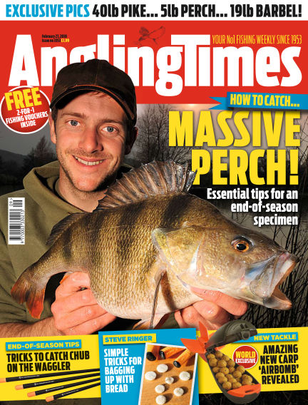 Angling Times February 27, 2018 00:00