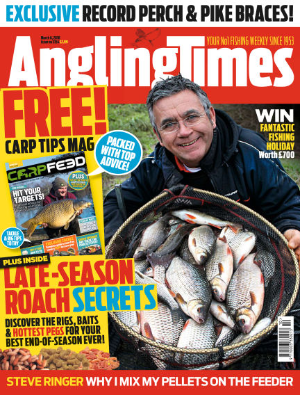 Angling Times March 06, 2018 00:00