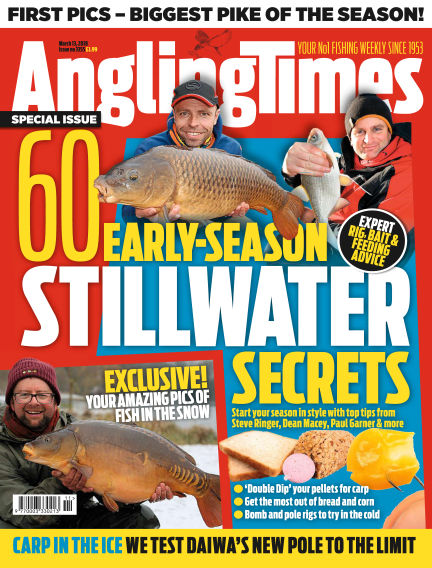 Angling Times March 13, 2018 00:00