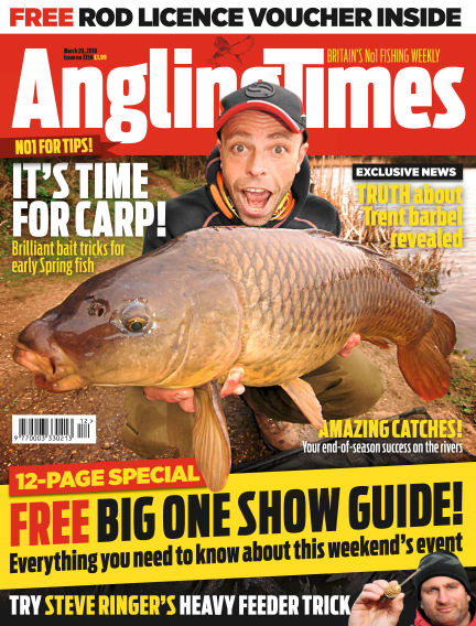 Angling Times March 20, 2018 00:00