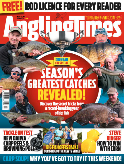 Angling Times March 27, 2018 00:00