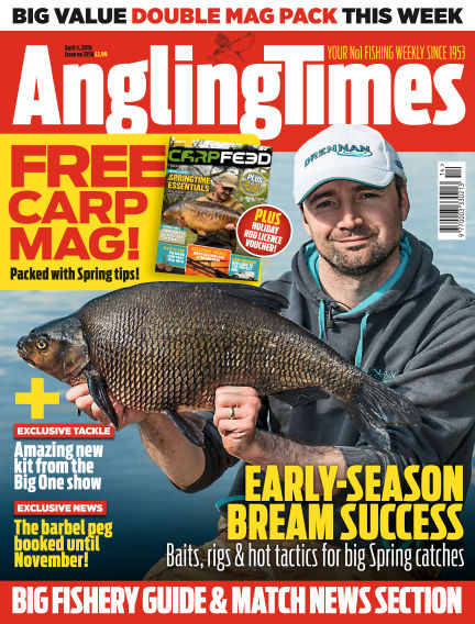 Angling Times April 04, 2018 00:00