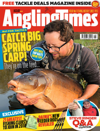Angling Times NR.15 2018