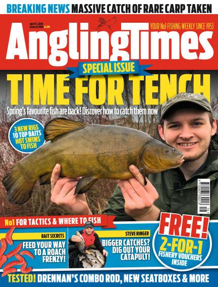 Angling Times April 17, 2018 00:00