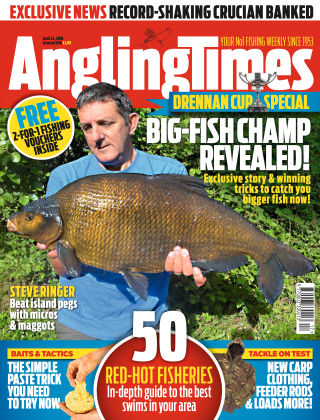Angling Times NR.17 2018