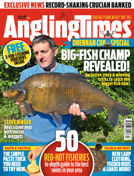 Angling Times April 24, 2018 00:00
