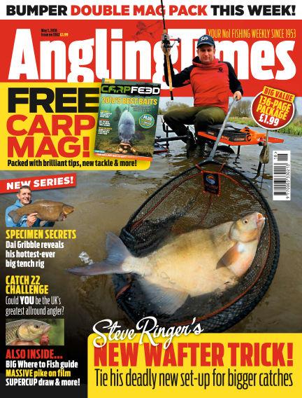 Angling Times May 01, 2018 00:00