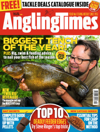Angling Times NR.19 2018