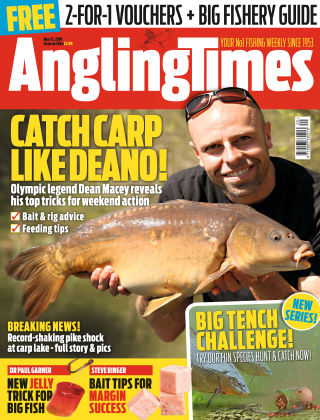 Angling Times NR.20 2018