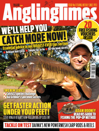 Angling Times NR.21 2018