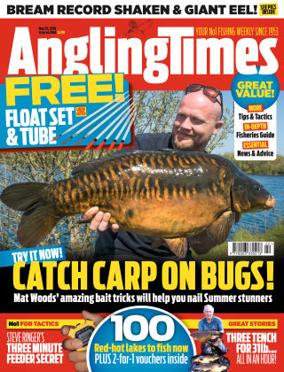 Angling Times NR.22