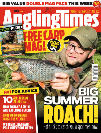 Angling Times June 05, 2018 00:00