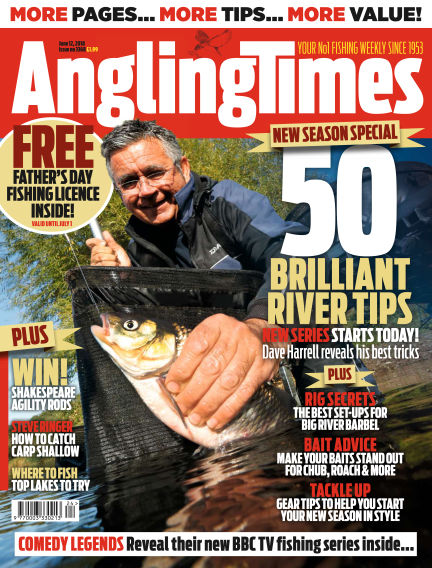 Angling Times June 12, 2018 00:00