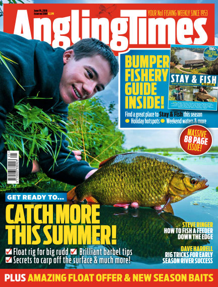 Angling Times June 19, 2018 00:00