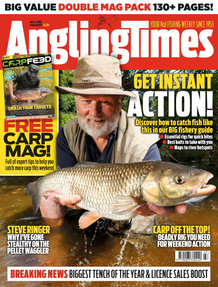 Angling Times July 03, 2018 00:00