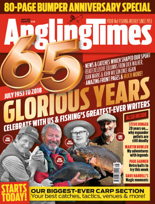 Angling Times NR.28 2018