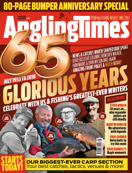 Angling Times July 10, 2018 00:00
