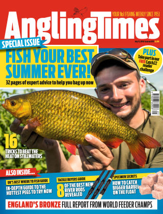 Angling Times NR.29 2018