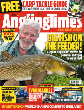 Angling Times NR.30 2018