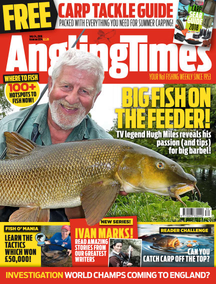 Angling Times July 24, 2018 00:00