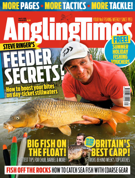 Angling Times July 31, 2018 00:00