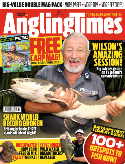 Angling Times August 07, 2018 00:00