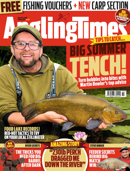 Angling Times August 14, 2018 00:00