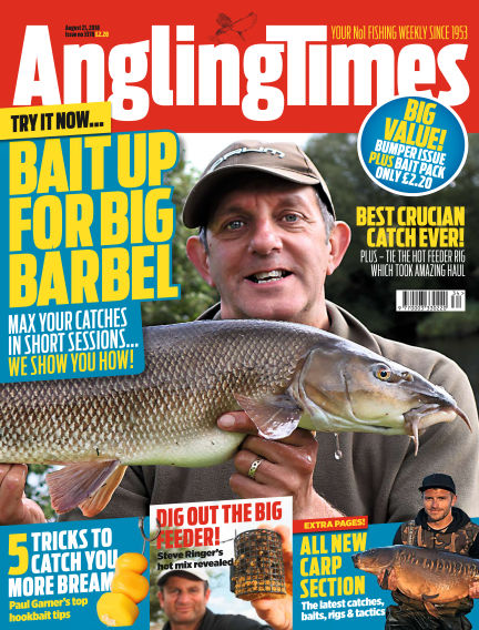 Angling Times August 21, 2018 00:00
