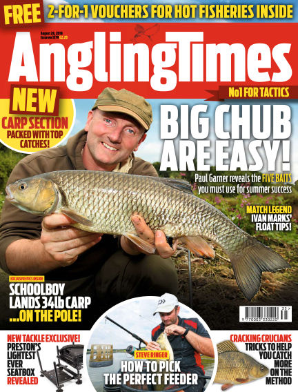 Angling Times August 29, 2018 00:00