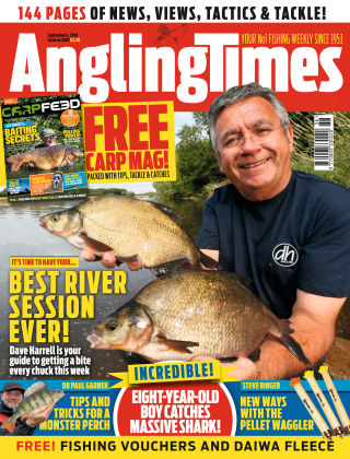Angling Times NR.36 2018