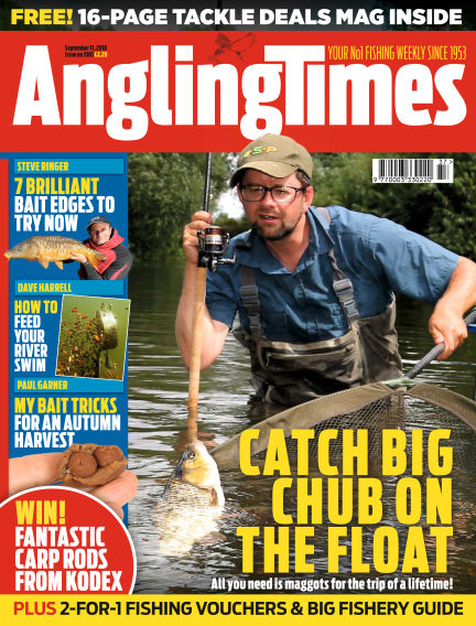 Angling Times September 11, 2018 00:00