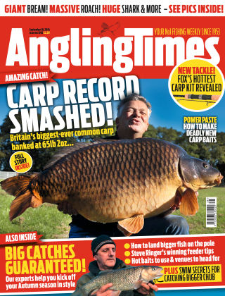 Angling Times NR.38 2018