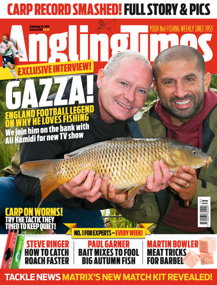 Angling Times September 25, 2018 00:00