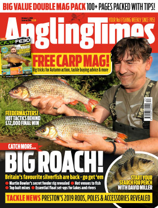 Angling Times NR.40 2018
