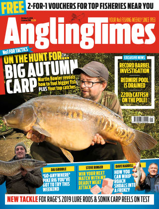 Angling Times NR.41 2018